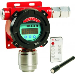 Indurstry gas detector