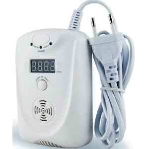 Combustible Gas Alarm with LED Display AK-202 series